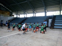 Basketball Clinic @ Claveria with Coach Eric Altamirano's team (6)